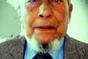 এড.শেখ আলিমউল্লাহ চৌধুরীর ইন্তেকাল