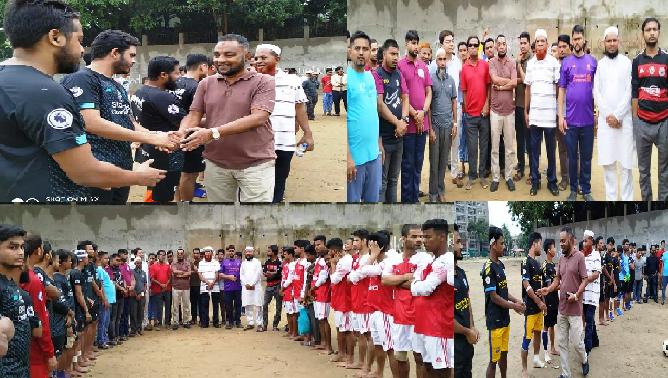 চট্টগ্রাম টেরীবাজার চ্যাম্পিয়নলীগ ফুটবল টুর্নামেন্টের সেমিফাইনাল অনুষ্ঠিত