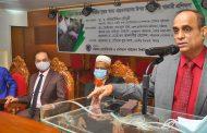 সিভাসু'তে 'উন্নত জাতের দুধাল গাভীর সুষম খাদ্য প্রস্তুতকরণ' শীর্ষক প্রশিক্ষণ কর্মসূূচি
