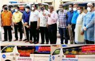 চট্টগ্রাম মা ও শিশু হাসপাতালের উদ্যোগে ভ্রাম্যমান করোনা চিকিৎসা টিমের কার্যক্রম শুরু