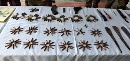 বান্দরবানে সেনাবাহিনী-সন্ত্রাসী গোলাগুলি, অস্ত্র-গুলি উদ্ধার