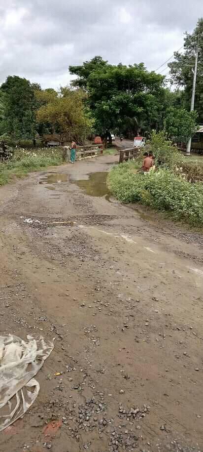 বান্দরবান-থানচি সড়ক স্বাভাবিক