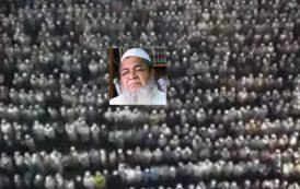 বাবুনগরীর হাটহাজারীতে জানাজা শেষে ফটিকছড়িতেই দাফন